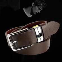 Handmade Band vintage pu leather casual jean belt, brown leather weightlifting belt