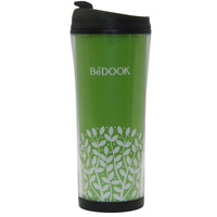 Hot Selling custom cheap logo personalized plastic travel mug