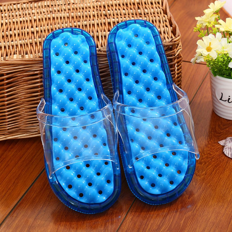 Beixiduo factory Unisex Indoor Bathroom Shower Solid Slide-on Slippers Poolside Sandal casual shoes