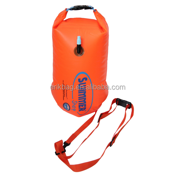 China manufacturer Safer Swimmer Buoy for Open Water Swimmers and Triathletes