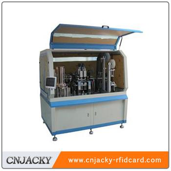 inlay machine