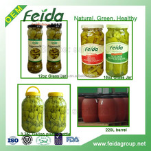 Factory pickles good price 370ml Whole Golden Pepperoncini