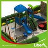 Customized design outdoor villa playground for pravite garden