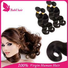 Best selling soft natural style human hair weaving bresilienne hair