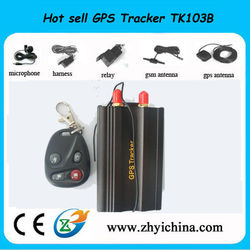 GPS Sim Card Tracker Which Can Configure By USB