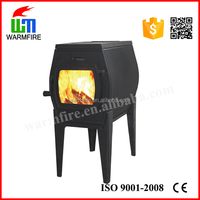 Indoor Free Standing Cast Iron Fireplace Stove