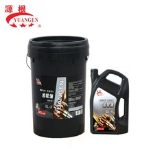 Heat and wear resistance lubricating oil and grease