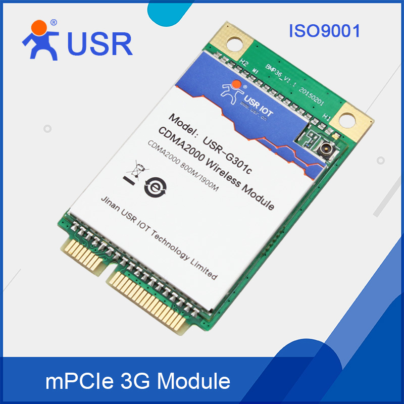 Cheap 3G Module with USB and UART Communication CDMA2000 EV-DO Network