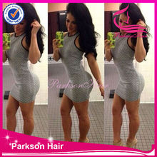 High grade top quality fashion style cheap indian remy hair integration wig