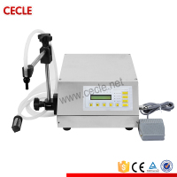 Popular Peristaltic pump perfume filling machine