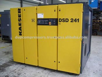 Kaeser DSD 241 Used Rotary Screw Air Compressor
