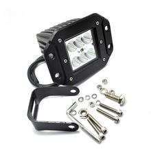 High Quality 18w led work light driving lamp waterproof shockproof high power 1800lm Super Brigh led car light for offroad lamp