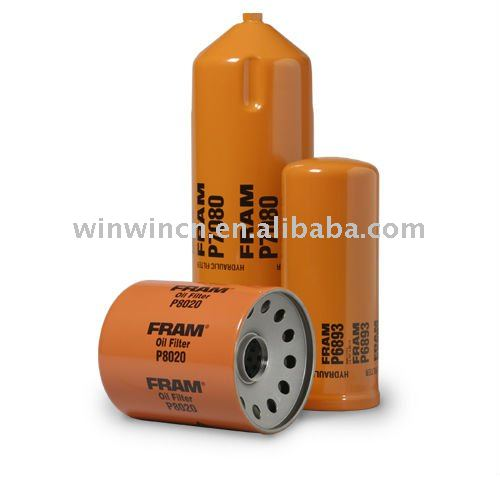 Hydraulic Oil Filter in machinery