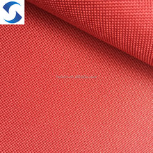600d 100% polyester oxford fabric 600d polyester cordura with PVC coated