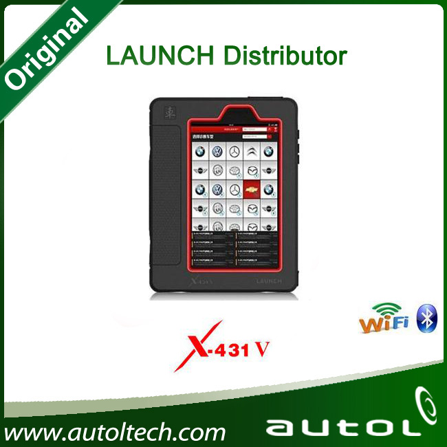 Professional x-431 v auto scanner WiFi Bluetooth LAUNCH X431 v original Auto Scanner x 431