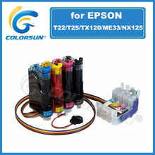 CISS for Epson Stylus Office TX320F/ TX420W(T1381+T1332-T1334)