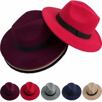 Wholesale Fashion Custom Wool Felt Hat