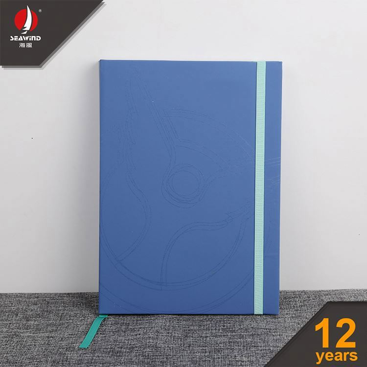 hard cover color A5 A6 elastic spiral spring notebook with hardcover for students notebook Diary