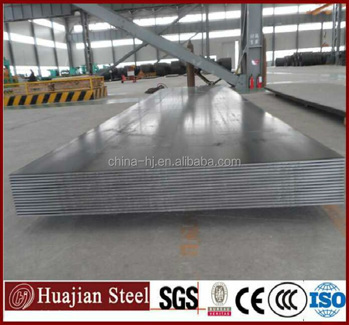 3-80mm thickness Hot rolled Q195 carbon structural steel plate