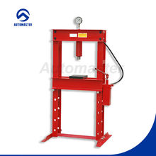 30Ton Hydraulic Shop Press with Gauge with CE Approval