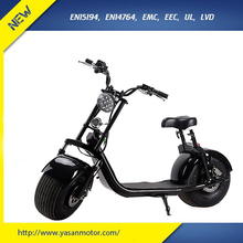 Big power 1000w e scooter 60v 20Ah lithium china mini pro city-coco scooter