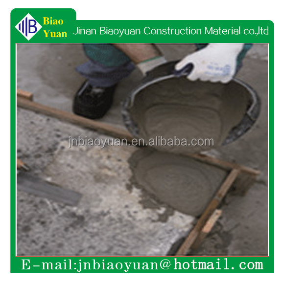 Non shrink, non metallic cement based grout High early strength for grouting and fixing machinery