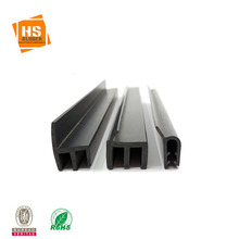 Manufacturers Flock Lined Window Rubber Seal Strip