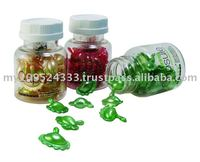 Bioline Active Repairing Capsule (Hair Treatment, Hair Oil, Personal Care, Crystal Ball, Shine Lotion, Hair Care Product)