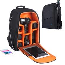 Free shipping PULUZ Outdoor video camera bag Portable Scratch-proof Water proof backpack camera bag