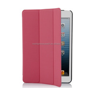 2014 Best Hot Sale Waterproof leather case for ipad mini