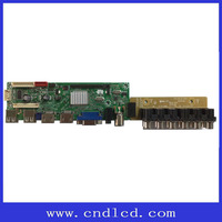 LED LCD YPBPR TV Main Board Manufacturer China