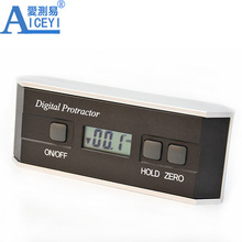 ACE82201C-00 Promotional Electronic Digital Inclinometer Angle Meter Ruler/Digital Protractor