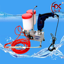 HX-800 10000PSI Double Insulated Liquid Bottle Epoxy Injection Grouting Pump Machine