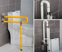 Handle bar for disabled/ toilet security Nylon coating & inner stainless steel Grab bar,Grab rail