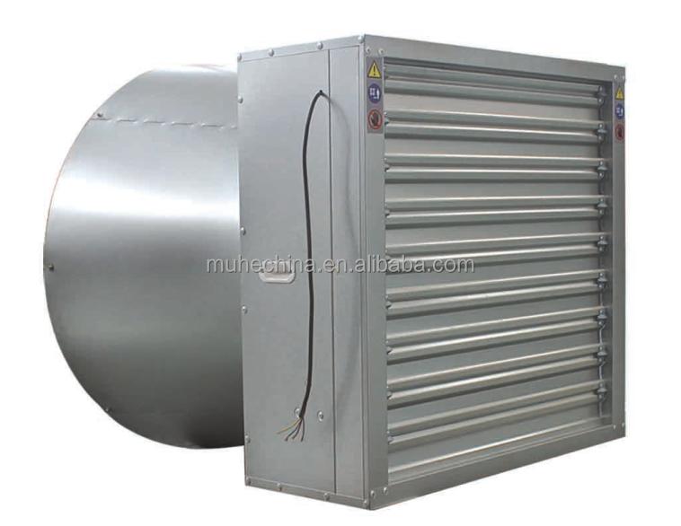 Industrial Wall Exhaust Fan : Wall mounted industrial exhaust fan metal