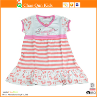 High quality children frocks designs sweet girls dresses
