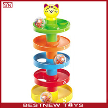 Funny rolling ball rolling ball baby educational toy for wholesale