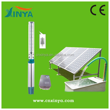 dc solar submersible pump price