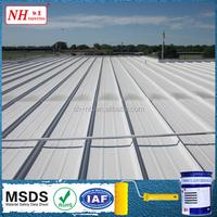 Acrylic roof waterproof coating for asphalts shingles roofing