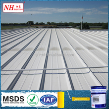 Acrylic roof waterproof coating for asphalts shingles roofing