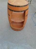 BSCI China factory oak wooden barrel large wooden barrel