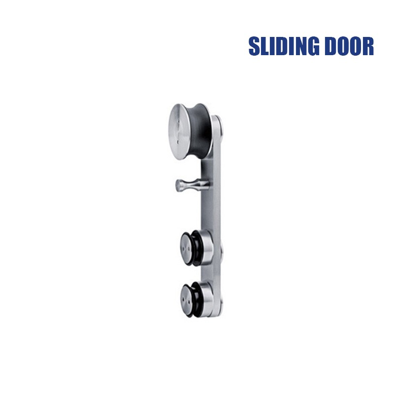 stainless steel sliding door hanging wheel