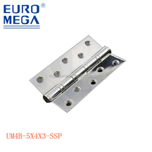 Round pipe hinges for doors cabinet