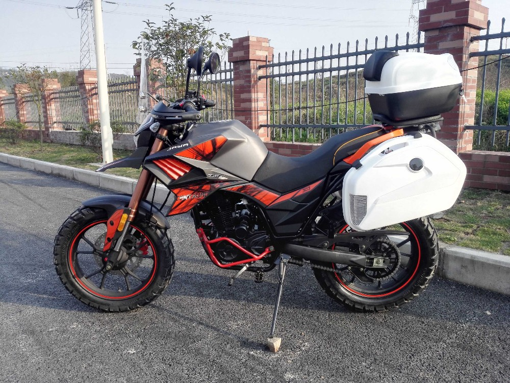TEKKEN 250cc motorcycle china bike,loncin RE engine 300cc dirt bike,motocicletas crossover Motorcycle side box
