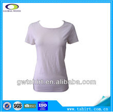 Very low price customized blank t-shirt