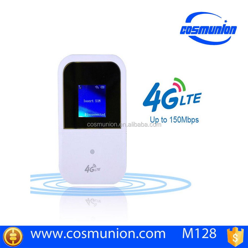 Factory Direct Sales low price Universal cat4 150M Pocket Wifi Router