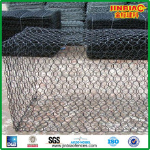 hexagonal rock filled gabion (factory)