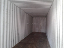 China used cheap 40 high cube shipping container for sale