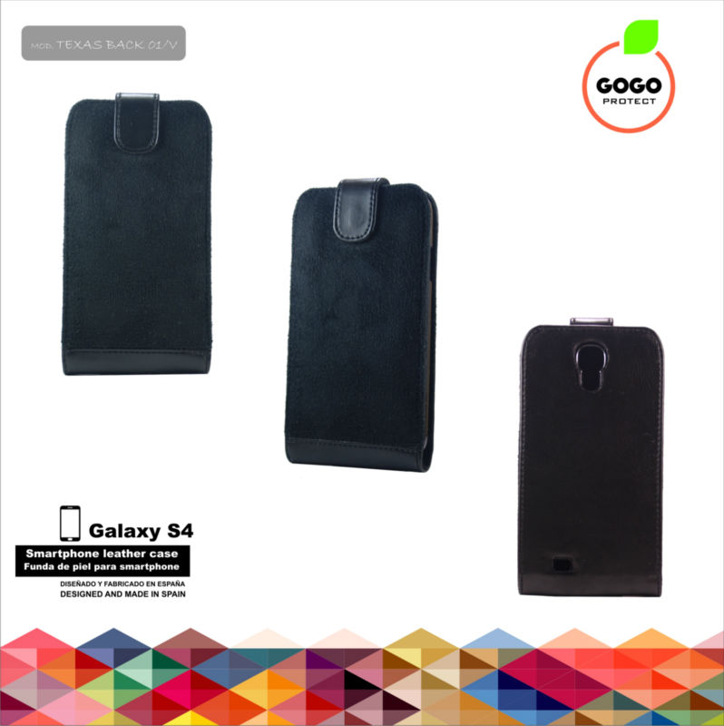 Smartphone leather cases
