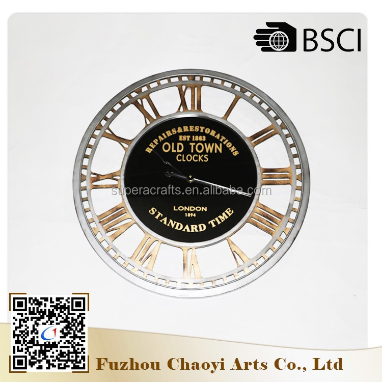 China suppliers wholesale creative design gift home decorative wall clock